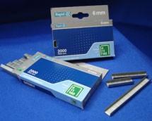 Rapid Staples 8mm, Pack 2000